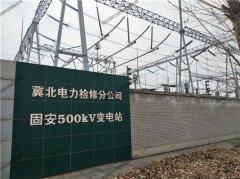 北京分部、张家口分部变电站智能辅助系